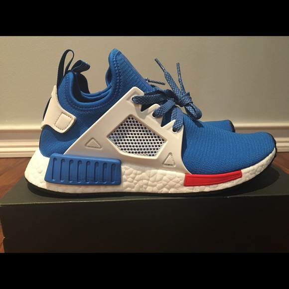 7dfa1ec25d4ce Adidas NMD XR1 Footlocker Europe Bluebird